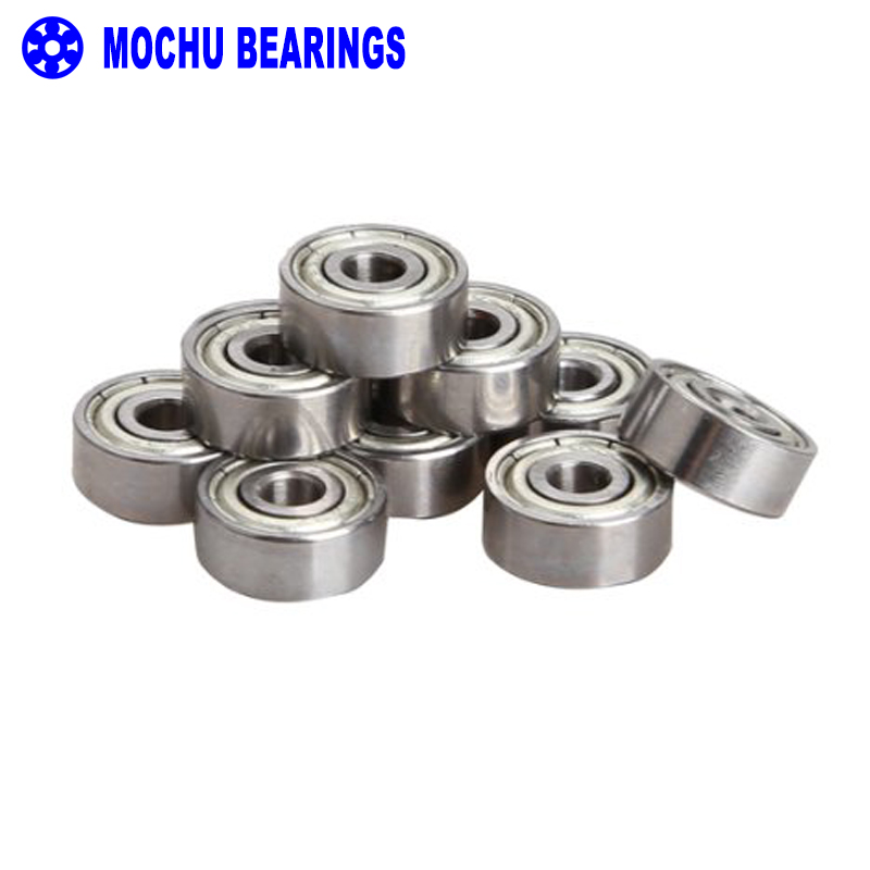 200pcs Bearing 634 634Z 634ZZ 4x16x5 MOCHU Shielded Miniature Ball Bearings MINI Deep groove ball bearings