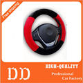 DONYUMMYJO 10 COLORS Winter Plush Fur Car Steering Wheel Cover Cute For 95% Car Styling 38cm Cheap Factory decoratio