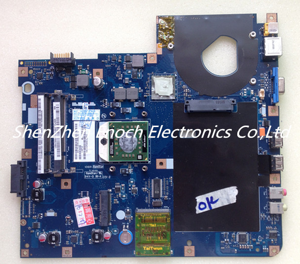 ФОТО For Acer Aspire 5516  5517 5532 laptop motherboard la-4861p main board  MBPEE02001   KAWG0 stock No.277