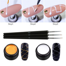 Beateal 8ml Spider Gel Nail Polish Art UV LED Professional Nail Paint UV Color Gel Lacquer Emboss Pulling Wire Spider Gels