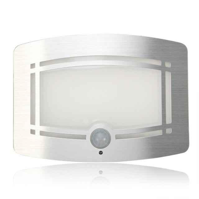Wireless Warm White Led Night Light Battery Powered Motion