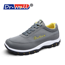 2017 Men Casual Spring Autumn Mens Trainers Breathable Flats Walking Shoes Zapatillas Hombre Fashion Shoes Male M-z6601
