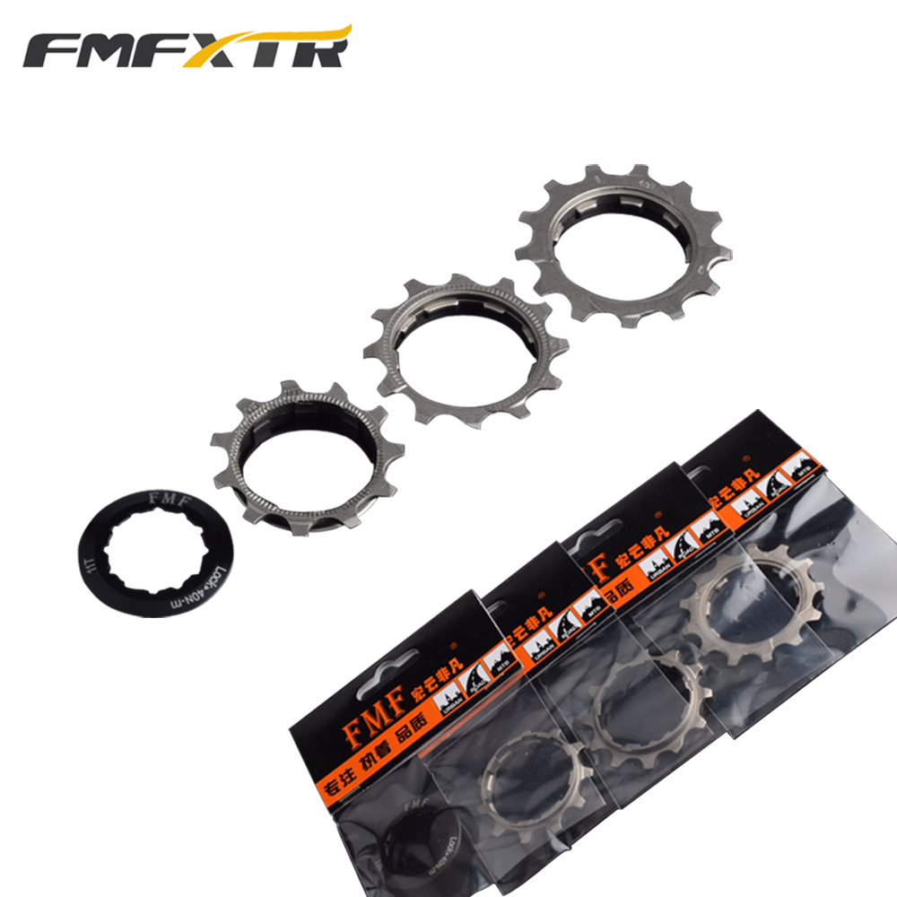 13T Bike Chain Ring 10 Speed MTB Bicycle Freewheel Cassette 12T 3 x 11T