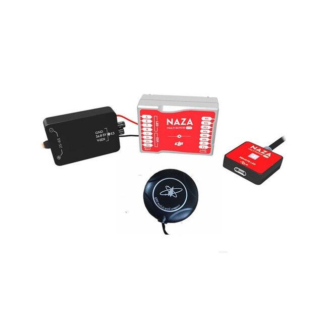 DJI Naza М Lite + Ulbox M8N GPS Combo Multicopter Flyer Версия Lite DJI NAZA м Lite Flight Control Контроллер
