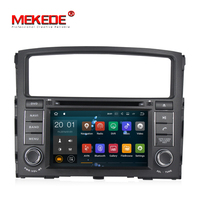 MEKEDE RK3188 Quad Core 7 inch Android 8.1 car dvd player GPS navigation Radio Stereo for Mitsubishi Pajero V97 V93 2006 2015