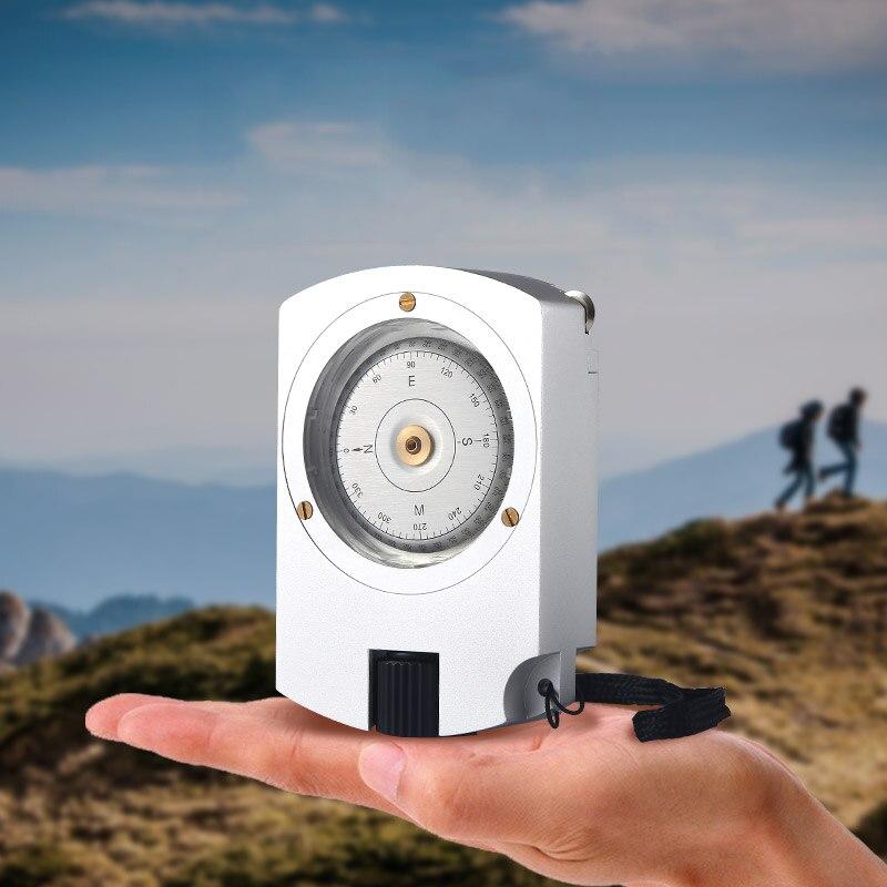 Профессиональный многофункциональный компас для выживания Eyeskey, цифровой компас для кемпинга, пешего туризма, измеритель расстояния