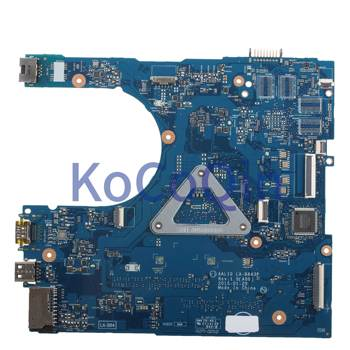 KoCoQin Laptop Motherboard For DELL Inspiron 5458 5558 5758 Core SR210 Mainboard CN-0VMD45 0VMD45 AAL10 LA-B843P Tested