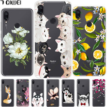 hot deal buy redmi note 7 6.3'' for xiaomi redmi note 7 case silicone cover soft tpu phone case for xiaomi redmi note 7 pro case redmi note7