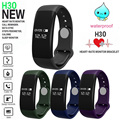 Умный Браслет группа Smartband H30 Bluetooth монитор Сердечного Ритма Смарт-браслет Трекер Фитнес-Часы для Android и IOS ПК H3 D21