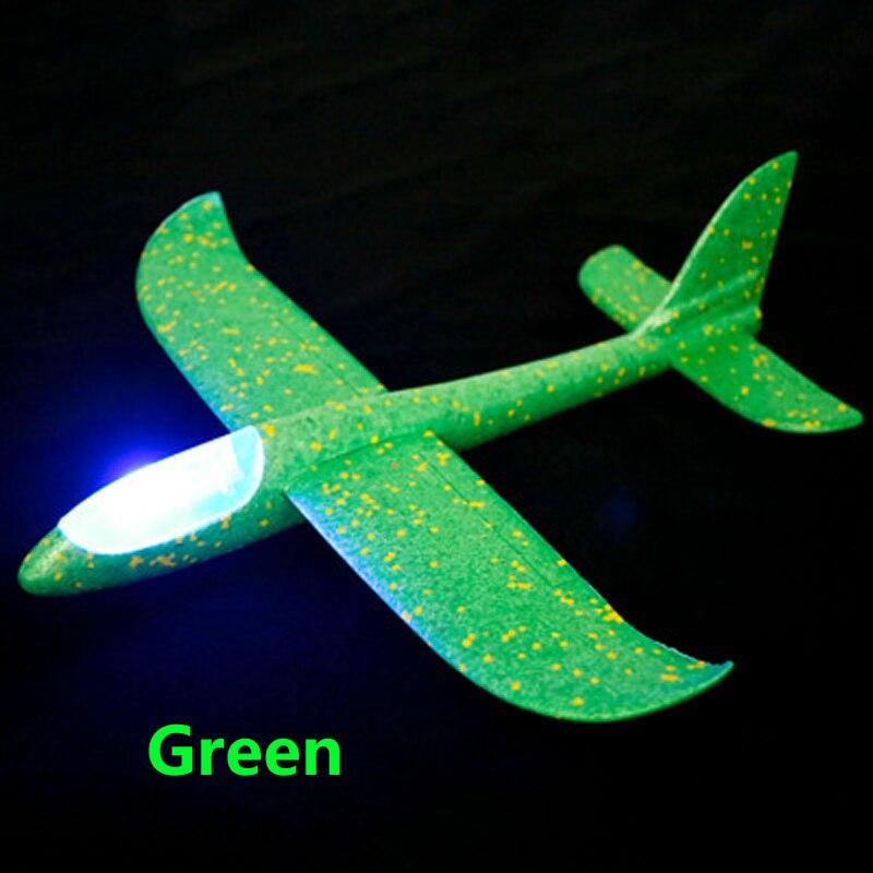 2019 детские игрушки «сделай сам» ручной бросок летающий самолет s пена модель аэроплана вечерние наполнители летающие Plane Самолет игрушки