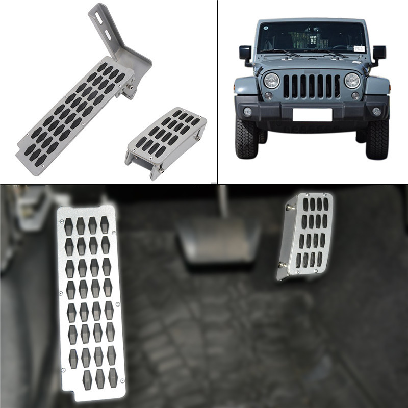 Автомобильная педаль акселератора для Jeep Wrangler JK 2/4 Door 2007 2017/