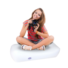 Pvc Canoe Kayak Outdoor Fishing Inflatable Boat Seat Air Cushion Sailing Boat Seat Pillow Accessories Marine
