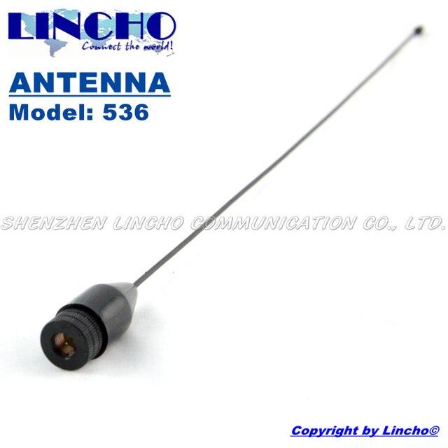 RH536 UHF VHF dual band antenne pour talkie walkie HAM two way radio antenne sma mâle connecteur