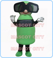 mascot cinema 3D glasses mascot costume adult size cartoon glasses theme anime cosplay costumes carnival fancy dress kits 2622