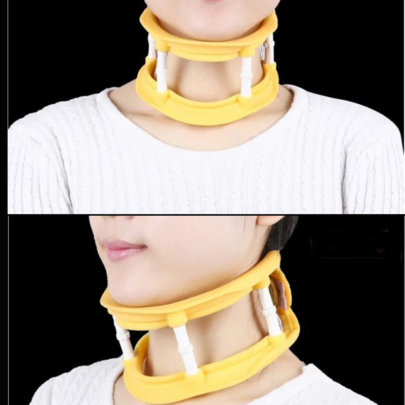 Aliexpress.com : Buy Adjustable Silicone Cervical Traction Frame ...