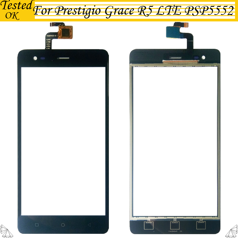 5.5 Inch For Prestigio Grace R5 LTE <font><b>PSP5552DUO</b></font> PSP 5552 PSP5552 Sensor Touch Screen Tested Digitizer Glass Panel image