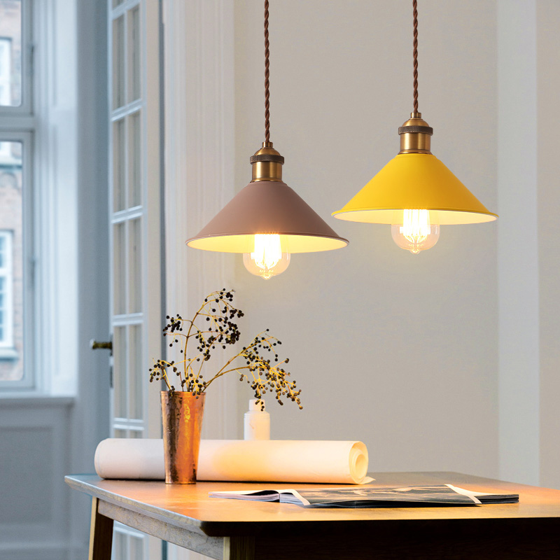 Modern Minimalist E27 Pendant Light Creative Cafe Bar Restaurant Bedroom Edison lamps lamp cover Bar Vintage pendant lamp loft vintage edison glass light ceiling lamp cafe dining bar club aisle t300