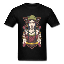 Ave Maria T-shirt Men Crazy Design T Shirt Rebel Woman Tops Young Guys Streetwear Unisex Tees Cotton Fabric Clothes Black органный фестиваль organ art ave maria 2019 02 23t19 00