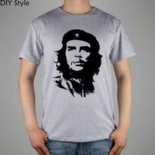 Ernesto Guevara ombra t-shirt maniche corte di alta qualità di Marca di  Modo uomini della maglietta 18aec25ada70