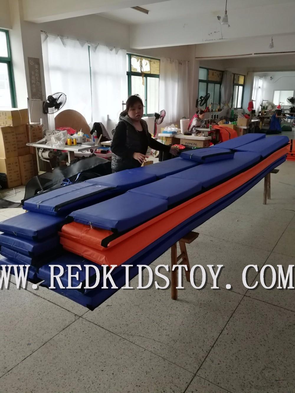 Acessório de Alta Espuma para Trampolim Qualidade Jumping Cama Almofada 2x2m Hz-lg028h