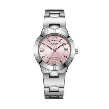 Casio Watch  Pointer series elegant fashion quartz Ladies Watch LTP-1241D-4A - DISCOUNT ITEM  18% OFF All Category