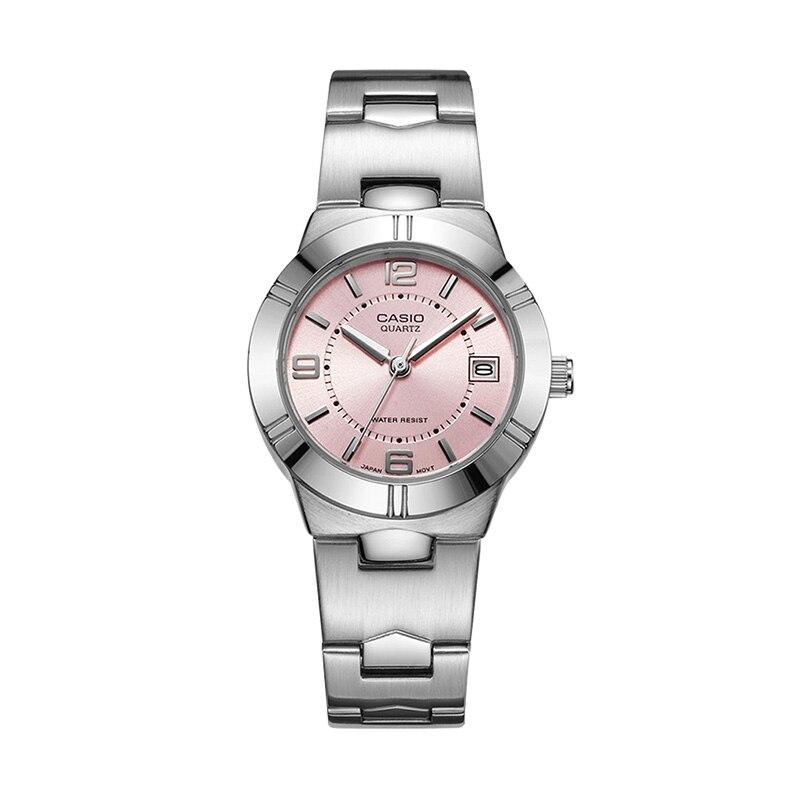 Casio montre pointeur série élégante mode quartz dames montre LTP-1241D-4A