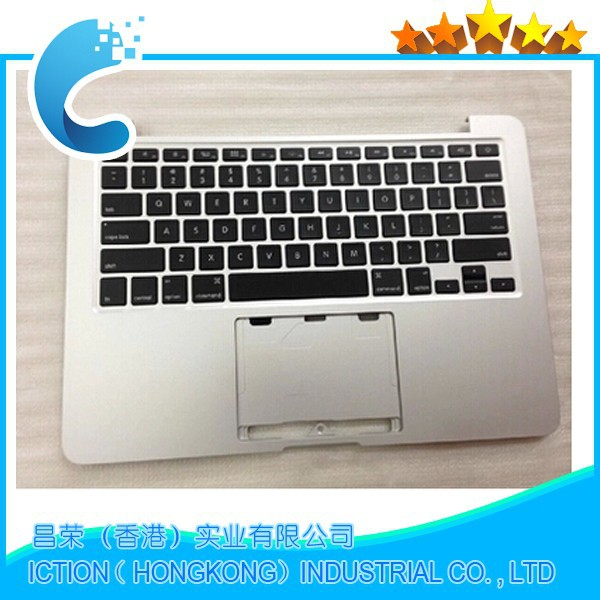 For Macbook Pro Retina 13 A1502 Topcase With Keyboard Upper Top Case Palmrest US Layout Late 2013 Mid 2014 661-8154 new cover keyboard for lenovo ibm thinkpad x1 carbon topcase palmrest with us keyboard layout laptop with a trackpad
