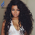 150 Density Brazilian Virgin Curly Lace Front Wigs Full Lace Human Hair Curly Wigs For Black Women Brazilian Virgin Hair Wigs