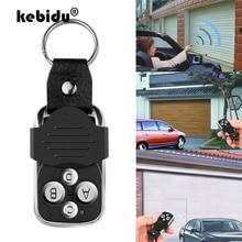kebidu 433Mhz 4 Channel Copy Clone Cloning Duplicator Remote Control Transmitter Switch Rolling Code For Garage Door