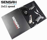 SENSAH EMPIRE 2x11speeds Bicycle Derailleur road bike groupset 11s groupset Road bicycle group for shimano sram