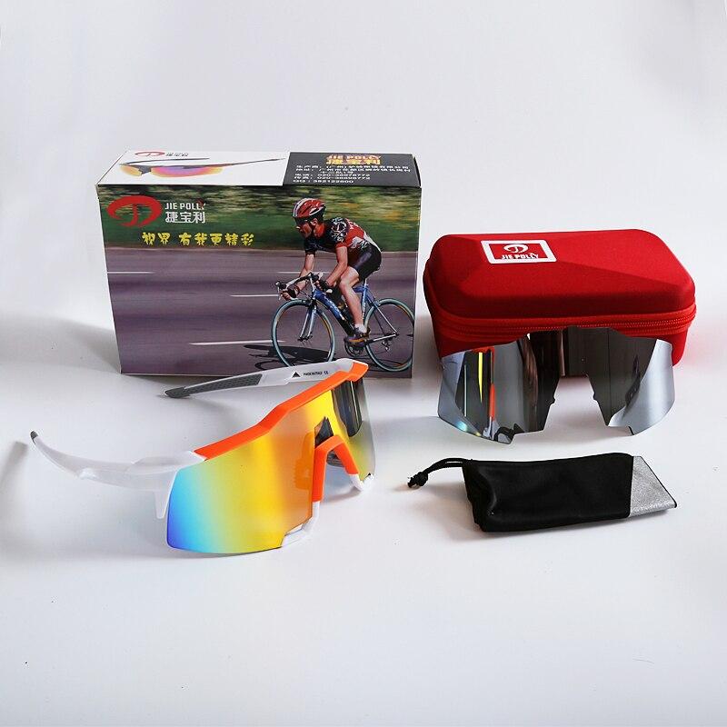 Prix pour 100% jiepolly marque 2017 new cyclisme lunettes de soleil anti-uv hd vélo lunettes vélo lunettes lunettes montagne vtt vélo lunettes hommes
