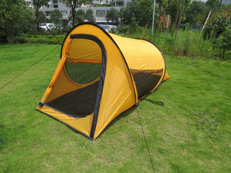 Waterproof Lightweight Single Layer 1~2 Person Easy Set Up Pop Up Tent/2 Seconds Tent Small Packing-in Tents from Sports u0026 Entertainment on Aliexpress.com ... : small pop up tents - afamca.org