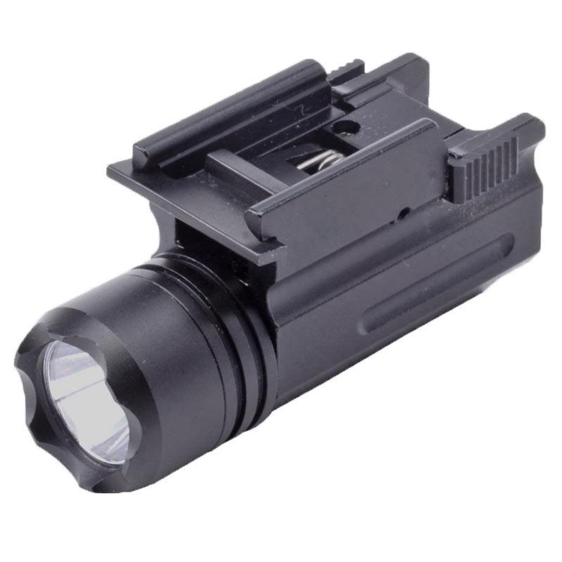 Libération rapide Tactique Led Strobe lampe de Poche Cree pour Glock 17 19  20 21 22