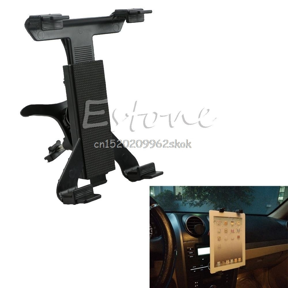 360 Degree Rotating Car Mount Stand Tablet Holder For cellphone Mini for Tab 2/3 #H029#