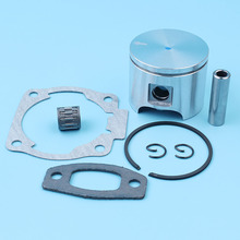 Gasket Chain-Saw Jonsered 2054 Piston-Ring Muffler-Cylinder New-Parts 46mm Pin for 2055/2054epa