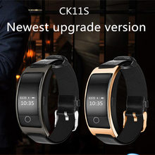 CK11S Smart Band Wrist Watch Intelligent Bracelet Fitness Bracelet Tracker Pedometer Wristband Blood Pressure Heart Rate Monitor(China)