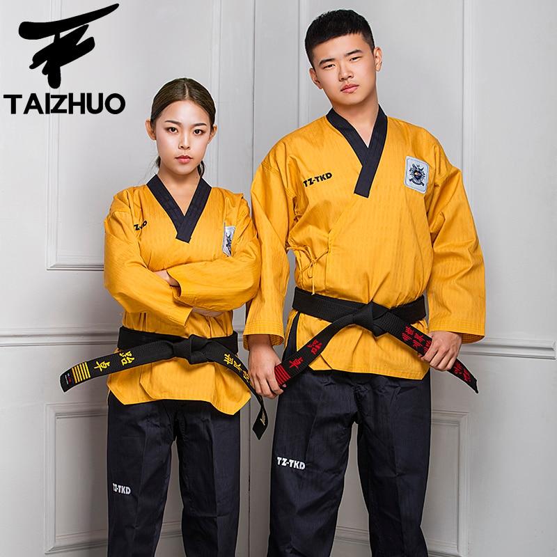 Poomsae High Dan Master Taekwondo Dobok TKD taekwondo taekwondo for adult lightweight