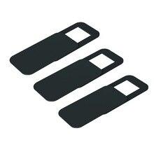 1/3/6 шт. объектив Кепки ноутбук Камера Стикеры крышка веб-камера для iPad смартфон для ПК для ноутбуков
