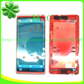 Original Desire 600 Front Frame Housing For HTC Desire 600 Front Bezel Plate Chassis Case Cover With Tracking Code
