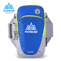 AONIJIE Adjustable 4.7/ 5.5 inches Phone Cycling   Running   Armband Bag For Mobile Phone Case Gym Sport   Running   Accessories