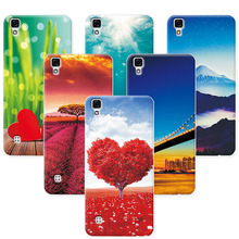 "Scenery Phone Cases for lg x power k220ds Case Cover Soft Tpu Silicone Back Cover for lg x power k220ds k210 k220 5.3"" Funda"