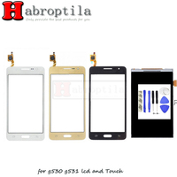 New G530 G531 LCD Touch Screen For Samsung Galaxy Grand Prime SM G531F G531 G530 Display