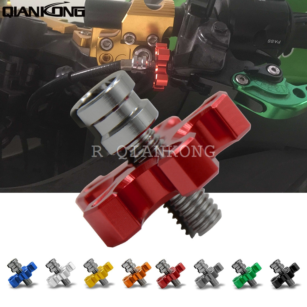 Clutch-Cable Wire-Adjuster CRF YZ Motorcycle Cnc Aluminum Kx 85 XL Honda for 450 XR 85/125-250