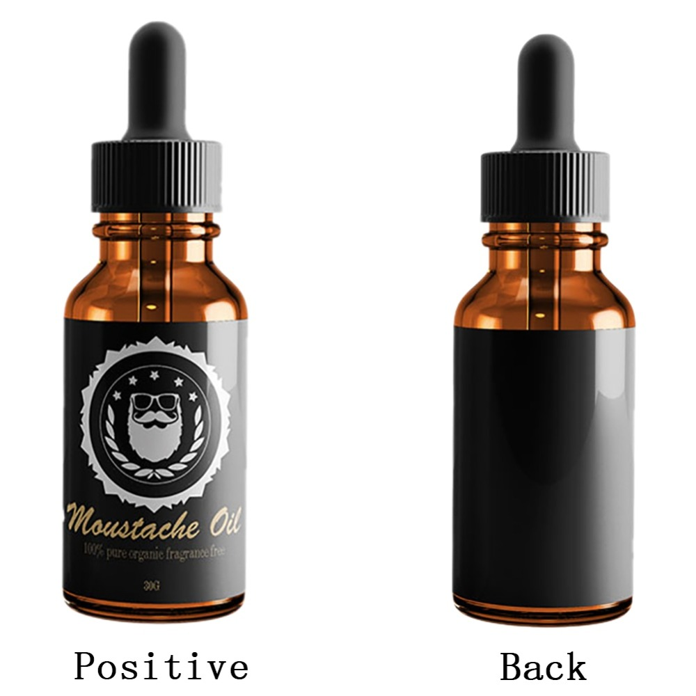 100% Natural Organic Beard Oil Beard Wax balm Hair Loss Products Leave-In Conditioner for Groomed Beard Growth rfty Karachi