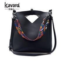 Kavard Spanish Brand Luxury Composite Bag Women Beach Crossbody Designer Handbag High Quality Sac a Main