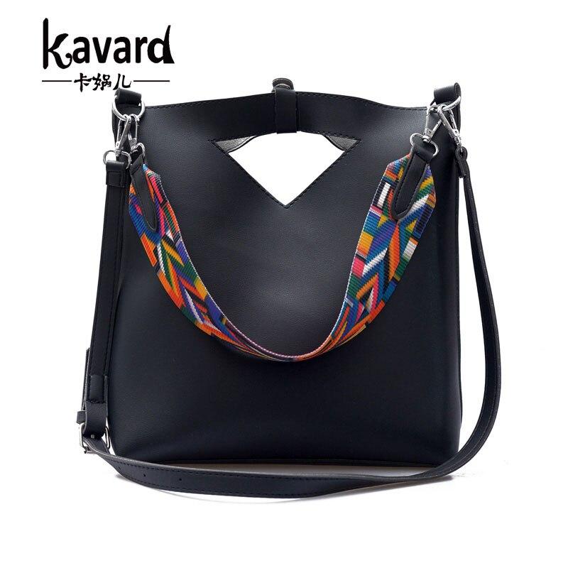 Kavard Spanish Brand font b Luxury b font Composite font b Bag b font font b