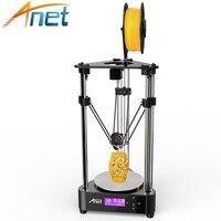 Anet E10 E12 A4 3D Printer Aluminum Frame High Precision Desktop 3D Printer Kits Reprap DIY