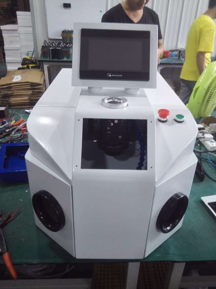 manufacture supply price gold and silver jewellery laser welding machine