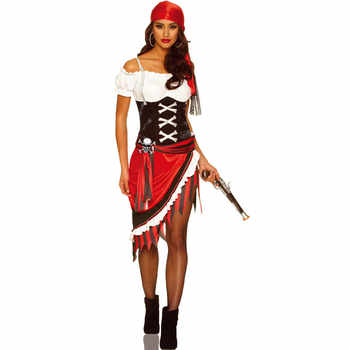 halloween costumes sexy women cosplay pirate costumes for women sexy adult pirate costumes carnival costumes pirate dress - DISCOUNT ITEM  15% OFF All Category