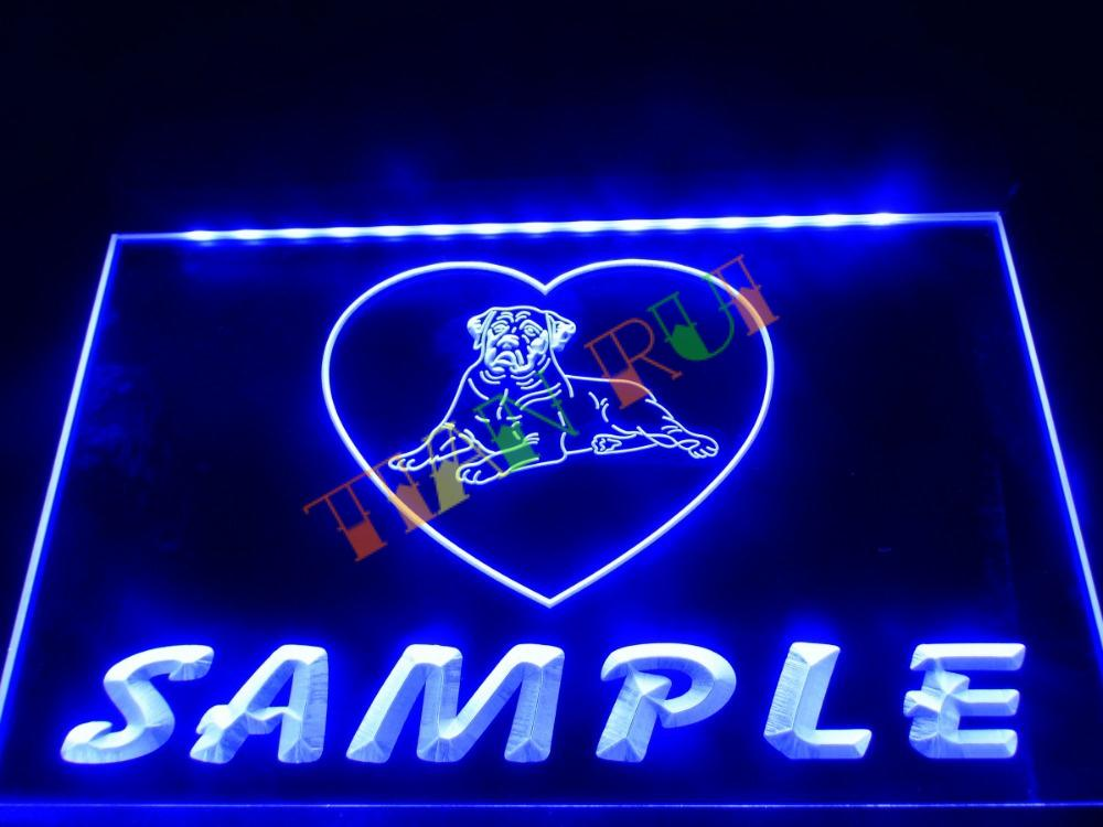 neon sign personalized custom name dog decor light signs aliexpress crafts led hang crystal